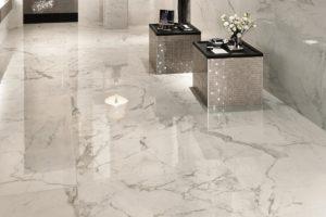 Regalt marmor look-alike