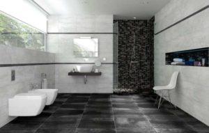 fliser bad