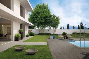 Keramiske have fliser tåler højtryksrenser uden at miste farven