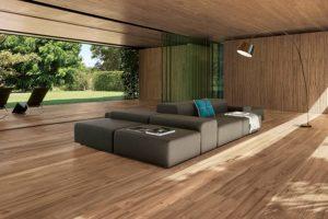 Træ look gulv