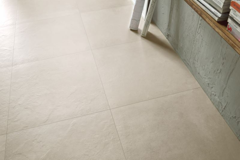 Italienske gulvfliser med cement look