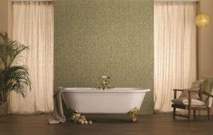 Når badeværelset skal have nye mosaikfliser
