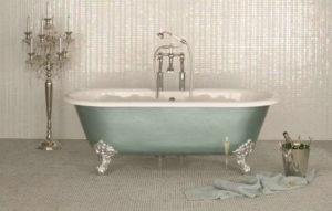 Søger du inspiration til badeværelset med glasmosaik