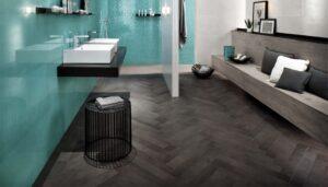 Fliser sildeben til badeværelse gulvet 8x60